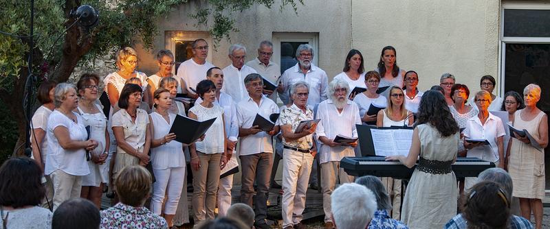 Fête de la musique à Jonquières Saint Vincent